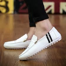 <b>YeddaMavis</b> White <b>Sports</b> Driving <b>Shoes</b> Fashion New Men <b>Shoes</b> ...