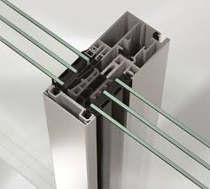complete system for the attachment to the building structure with very simple fabrication as ribbon window and punched opening solution direct attachment