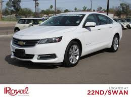Tucson - Used Chevrolet Impala Limited Vehicles for Sale