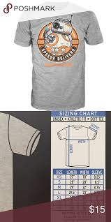 Funko Pop Tees Size Chart Selling This Funko Pop Tees Bb 8 Speedy Delivery T Shirt On