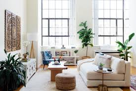 Natural Color Living Room Natural Colors Textures Bring Peace And Balance To Boston