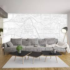 melbourne map wallpaper