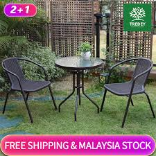 tredey outdoor sets in malaysia