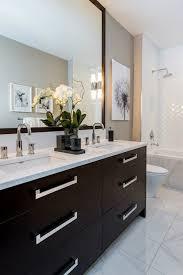 white bathroom cabinets gray walls. atmosphere interior design - bathrooms gray walls, wall color, black and white bathroom cabinets walls