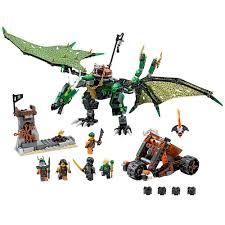 Amazon.com: LEGO NINJAGO The Green NRG Dragon 70593 Fun Toy: Toys &  Games | Lego ninjago, Ninjago, Lego ninjago movie