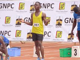Image result for GNPC Ghana's Fastest Human.