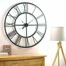black metal wall clock 3 gallery the most incredible and gorgeous silver kitchen wall clocks large square black metal skeleton extra large black metal wall