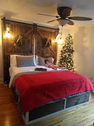 red and white barn doors. Sliding Barn Door Headboard - Ana White | King Storage Bed *Forgot To Post* Red And Doors E