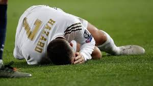 Hazard Suffers Another Injury Blow