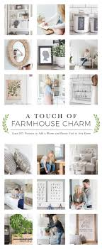 A Touch of Farmhouse Charm - Love Grows Wild