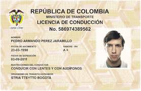 License Medellín To A Drivers In Colombian Get How