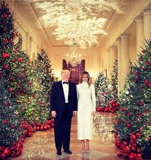 Christmas Cards Images See Trumps White House Christmas Cards Compared To Past Presidents