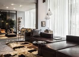 living room design ideas in brown and beige chocolate brown sofa beige carpet