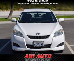 Sold 2009 Toyota Matrix in Long Beach