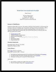 Resumecv Sales Associate Resume Sales Associate Level Resume
