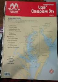 Chesapeake Bay Chart Book Chesapeake Bay Chartbook Maryland Virginia 7th Edition