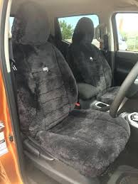 sheepskin car seat covers melbourne combination front pair custom made prestige
