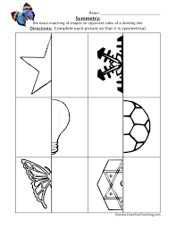Image result for symmetry worksheet   Drawing   Pinterest ...