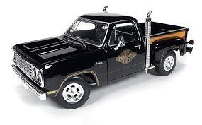 1978 Dodge Midnite Express Pickup Diecast Model | Legacy Motors