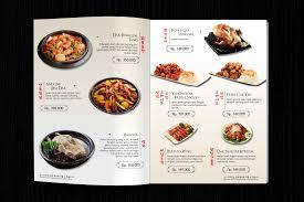 Restaurant Menu Book Design Chrombit Digital Lab Web Design Graphic Design 3d Printing