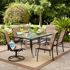 sears outdoor dining table. garden oasis harrison 7 piece dining set sears outdoor table