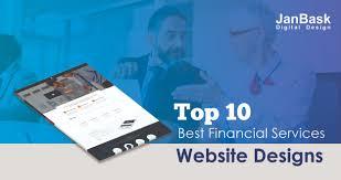 Best Financial Services Website Design Top 10 Financial Services Website Designs To Get Inspired By