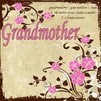 Grandmother In Heaven Quotes. QuotesGram via Relatably.com
