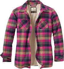 Legendary Whitetails Clothing Size Chart Legendary Whitetails Womens Open Country Fleece Lined Plaid