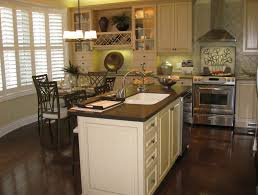 white cabinets dark floors. kitchen with white cabinets and dark floors i