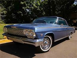 1962 Chevrolet Impala SS for Sale | ClassicCars.com | CC-1008970