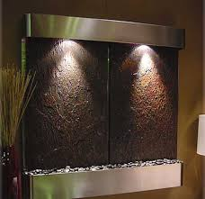 Houses Design: Indoor Waterfalls and Fountains