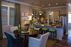 Two In One Kitchen And Dining Room Dining Room Layout Kitchen Dining Room Combo Dining Room Design