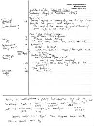 Turn your notes into writing using the Cornell method   The Thesis     Figure