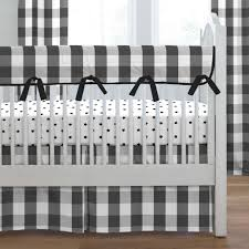 black and white nursery bedding  home design styles