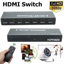 5 hdmi <b>switch</b> с бесплатной доставкой на AliExpress