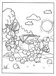 Kleurplaten Paradijs Kleurplaat Bugs Bunny En Elmer Fudd