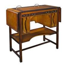 Authentic Models - Vintage Style Architect Desk, Tall - Desks and Hutches