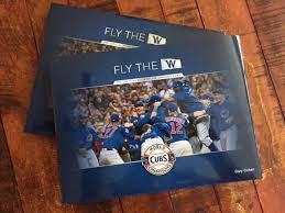 cubs coffee table book was a glorious