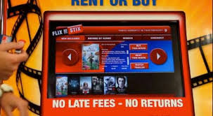 Movie Vending Machines Mesmerizing Virtual Movie Vending Machines Flix On Stix