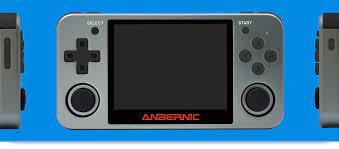 Máy chơi game RG350M vỏ nhôm - phiên bản nâng cấp của RG350 - màn IPS  3.5inch 640x480 - Shop Game Tâm An