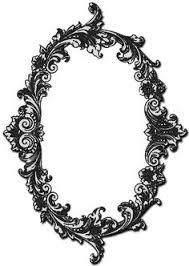 oval filigree frame tattoo. Frame More Tattoo Ideas Inspo Actually Frames Oval Filigree