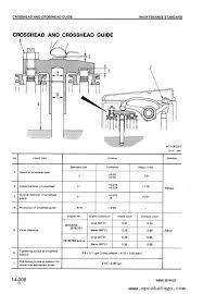 komatsu cummins n 855 series diesel engine shop manual pdf repair enlarge