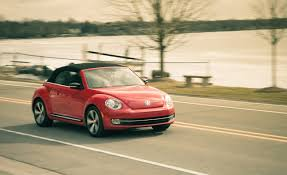2013 Volkswagen Beetle Turbo Convertible Test – Review – Car and ...