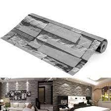 10M Brick Stone Effect 3D Wallpaper ...