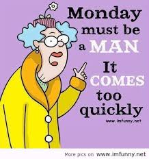 Monday Quotes Funny Delectable Funny Quotes About Monday Images