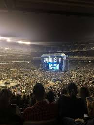 Metlife Stadium Section 121 Home Of New York Jets New