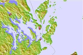 Eastport Tide Chart Eastport Passamaquoddy Bay Maine Tide Station Location Guide