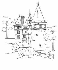 Disegno Castello Disney Az Colorare