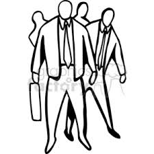 group of people clipart black and white. Perfect Black Black And White Group Of Men On Looking Inside Group Of People Clipart And White O