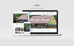 Schweb Design Horizon Structures Responsive Website Design Schweb Design